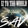 #12World Sav12  - TRAP GOES D£AD (Pressplay Media)