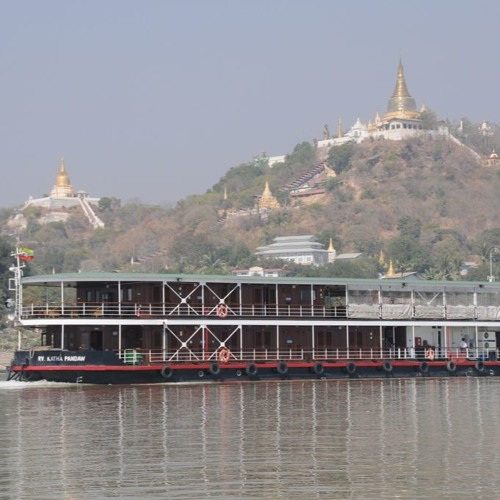Sandra Cahill Of Pandaw Cruises On Irrawaddy Delta Cruises -Graeme Kemlo