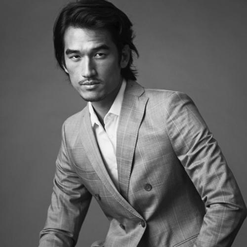 Meet Tony Chung, Asian-American Model