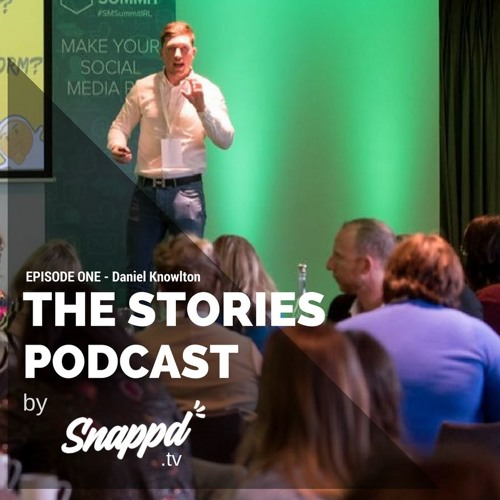 Stories Podcast - Episode 1 - Dan Knowlton