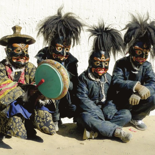 AKU1006 // Kink Gong : Tibetan Buddhism Trip