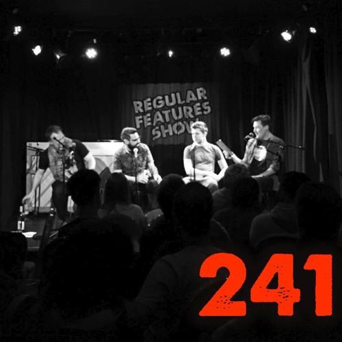 241: Escaping Victoria Wood's Heimlich Festival LIVE