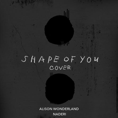 Alison Wonderland x Naderi - Shape Of U (Cover)[Free Download]