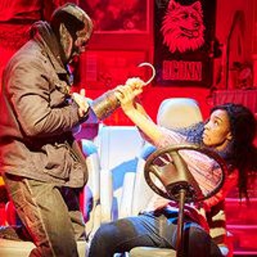 The Arts Section: No Fear, the Dueling Critics Review HOOKMAN