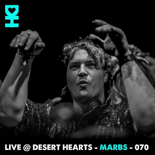 Live @ Desert Hearts  - MARBS - 070 [EARMILK EXCLUSIVE]