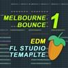 FLP Family - EDM Melbourne Bounce Template 1 [.flp]
