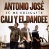Antonio Jose Ft Cali & El Dandee - Tu Me Obligaste (Dj Salva Garcia & Dj Mursiano 2017) Copyright Portada del disco