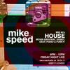 Mike Speed | React Radio Uk | 280417 | FNL | 8-10pm | Oldskool House Mid 90's | Show 029