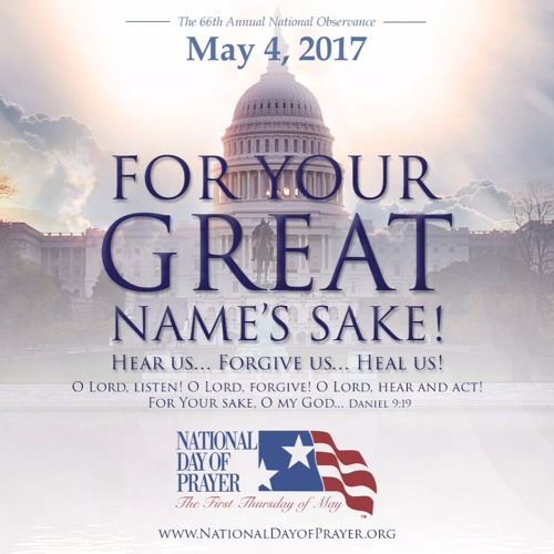 Stan Guthrie - National Day of Prayer