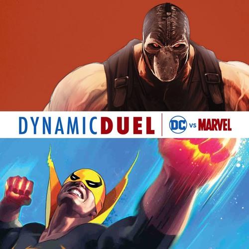 Bane vs Iron Fist