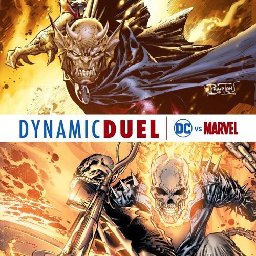 Etrigan the Demon vs Ghost Rider