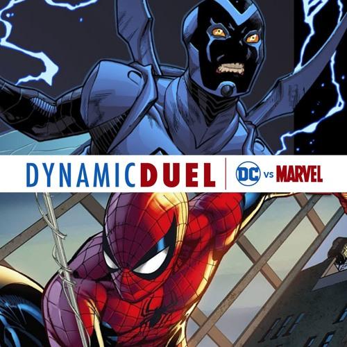 Blue Beetle vs Spider-Man