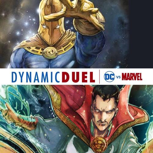 Doctor Fate vs Doctor Strange