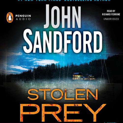 Stolen Prey by John Sandford, read by Richard Ferrone