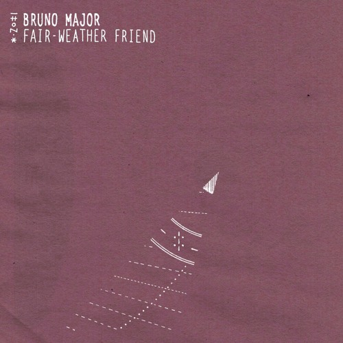 Image result for fair weathered friend bruno major