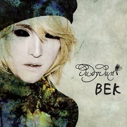JUDY隼 1st solo album 【BEK】(GNJJ-001)