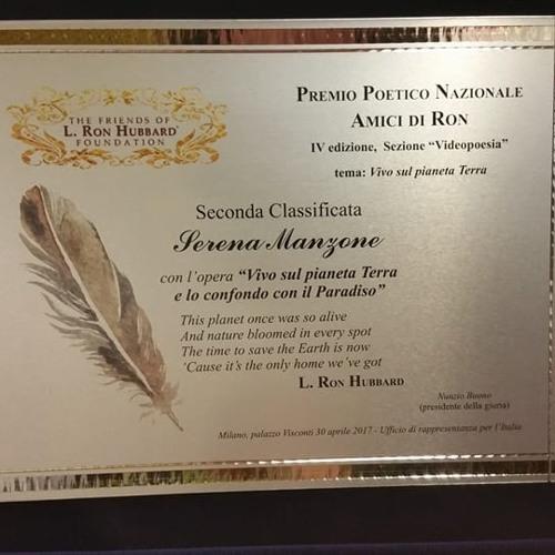 Radio In Agrigento (intervista a Serena Manzone)