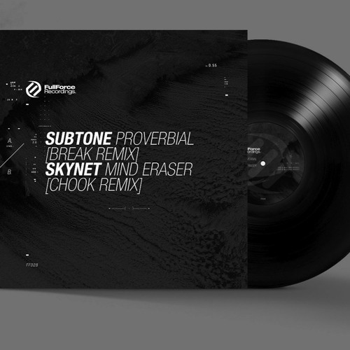 Subtone - Proverbial (Break rmx) (Release date 16th June 2017)