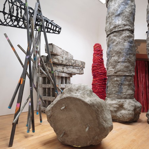 About Phyllida Barlow