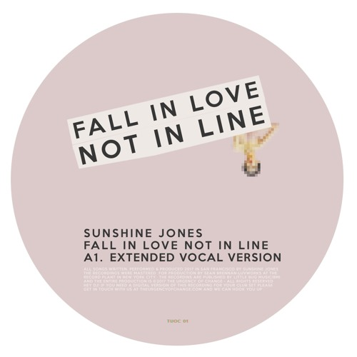 FALL IN LOVE NOT IN LINE - Preview