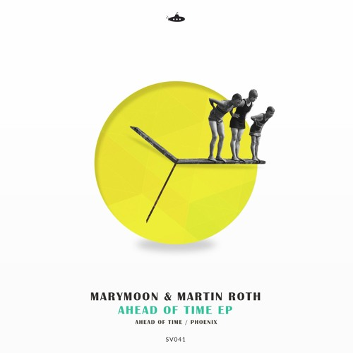 OUT NOW: Martin Roth & Marymoon - Ahead of Time EP