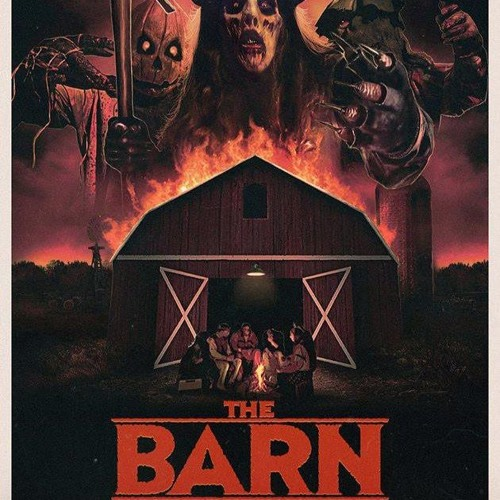 "Filmmaker Justin Seaman from the indie cult hit ""The Barn"""