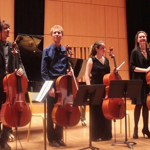 MGB, Miniature n.2 pour 4 violoncelles