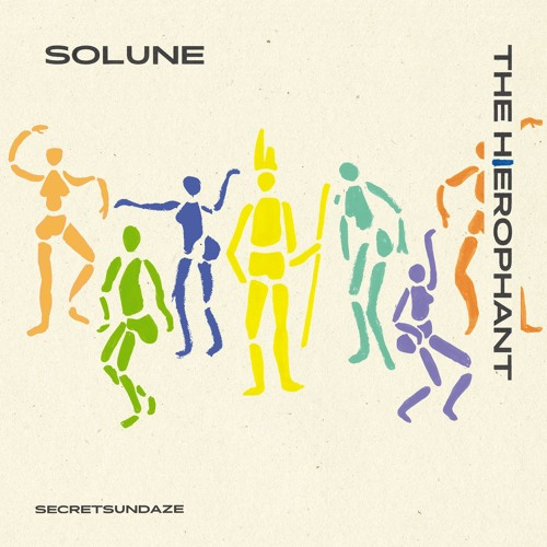 SECRET023 // Solune - The Hierophant EP