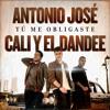 Antonio José Ft. Cali y el Dandee - Tu me obligaste (Alex Selas Extended Edit) Portada del disco