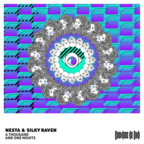 Nesta & Silky Raven - A Thousand And One Nights EP