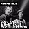2000 And One & Bart Skils @ Awakenings 20 Years, Gashouder Amsterdam 2017-04-14 Artwork
