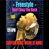 DON'T STOP THE ROCK - FREESTYLE (BUTCH ZURC WERK IT RMX) - 126 BPM