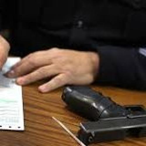 Capitán Julio Castillo  - Responsable De Registro De Armas De La Policía