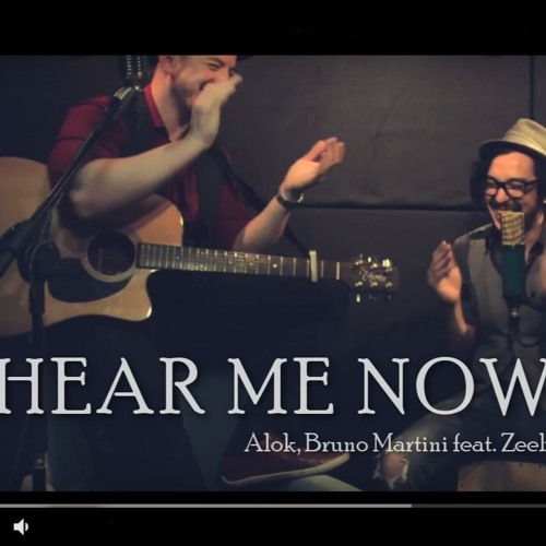 Baixar Hear Me Now - Alok (cover Blend of Malt)