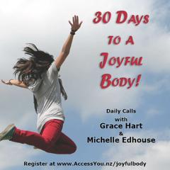 Energy Pull For A Joyful Body