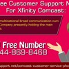 Toll Free Customer Support Number For Xfinity Comc