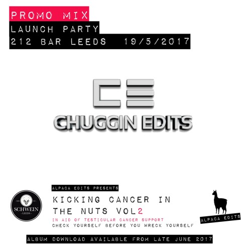 Kicking Cancer in the Nuts Vol 2 - Chuggin Edits Promo Mix
