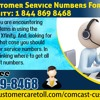 Toll Free Customer Service Numbers For Comcast Xfinity: 1 844 869 8468