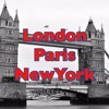 London Paris Newyork