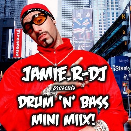 Jamie R - DJ Presents - The Drum 'N' Bass Mini Mix!
