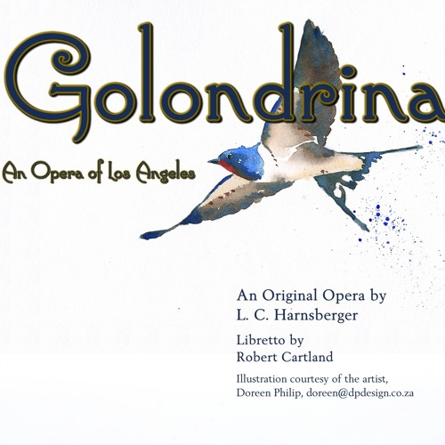 """""""Modern Dance"""" from the Instrumental Suite from the Opera """"Golondrina"""""""
