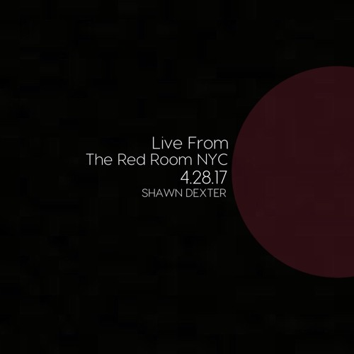 Live From The Red Room NYC 4.28.17