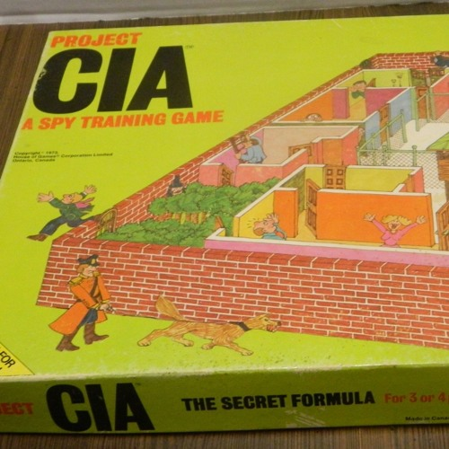 How the CIA forgot the game of espionage