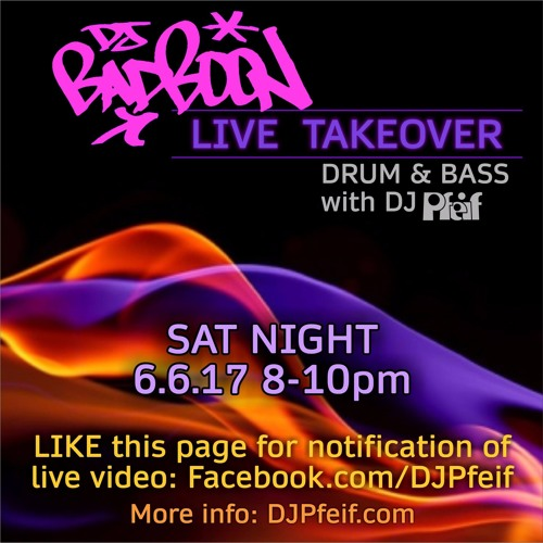 Show 134--5-6-17--DJ Badboon in the Mix