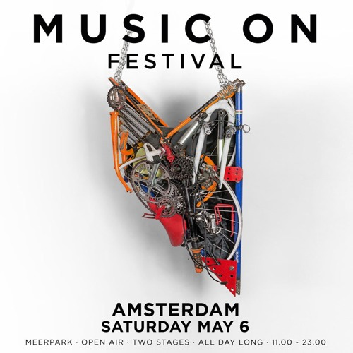Music On Festival: Amsterdam 2017 - Pre-Party Mix