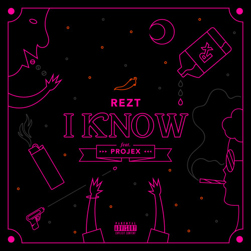 I Know ft Projex (prod. Cormill)