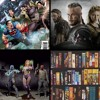 Threadcast EP 5 - TellTale games, Superman Savage Dawn, Injustice 2 DLC, Vikings TV show, Trivia