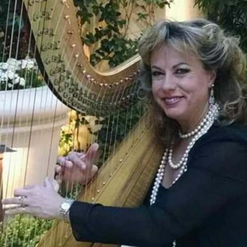 Por Siempre Tu, arr for Harp, by Mishelle Renee
