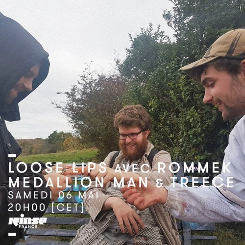 Rinse France - Loose Lips Takeover (Medallion Man & Treece) - 06/05/17