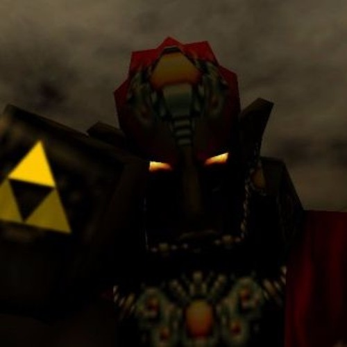Demisecution Hyrulelovaniaganoni Am Ganon In The Style Of
